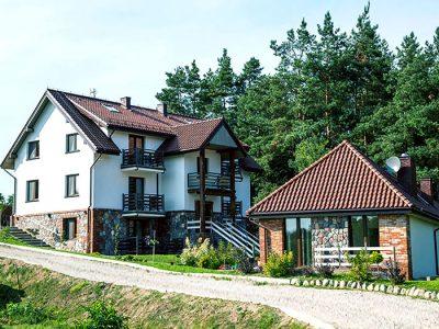 Hotel na Warmii i Mazurach. Tani nocleg na Mazurach. Nocleg Krutyń.